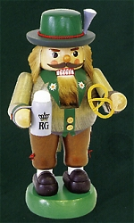 "Richard Glaser ""Portly"" Bavarian Octoberfest Nutcracker –"