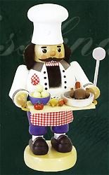 """Richard Glaser """"Portly"""" Cook With Food Nutcracker – 14″"""