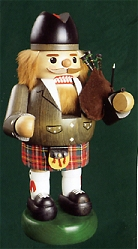 "Richard Glaser ""Portly"" Scotsman Nutcracker – 13″"