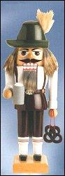 Kwo Bavarian Nutcracker – 10.6″