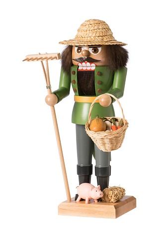 KWO Farmer Nutcracker-DISCONTINUED