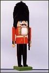 Kwo Buckingham Guard Nutcracker (Our Most Popular!) – 11″
