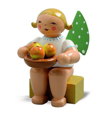 Calendar Figurine, 2016, Angel With Bowl