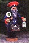 Railroad Conductor Smoker – 7.5″