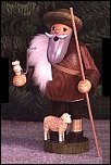 Shepherd With Lamb Smoker – 7.1″