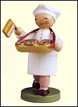 Baker Boy With Pretzels – 3.0″