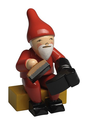 Gnome With Boot – 2.25″