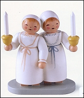 Twin Pair In Christening Gowns – 3.