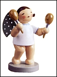 Angel With Maracas – 2.5″
