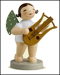Angel With Lyre – 2.5″