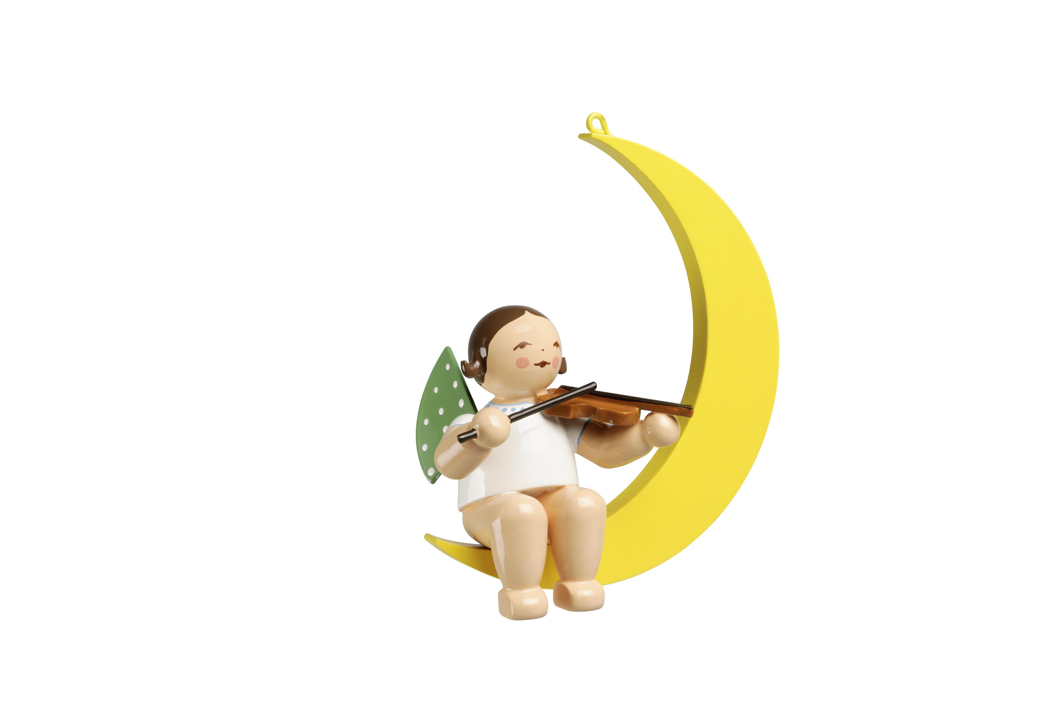 Christmas Tree Angel With Violin I