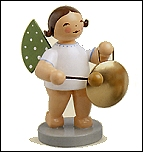 Angel With Gong – 2.5″