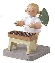 Angel With Xylophone – 2.5″