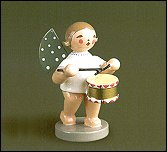 Angel With Drum – 2.5″