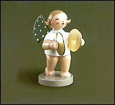 Angel With Cymbals – 2.5″