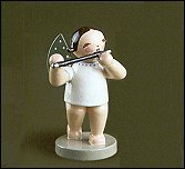 Angel With Flute – 2.5″