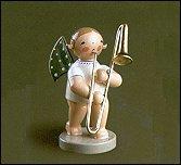 Angel With Trombone – 2.5″