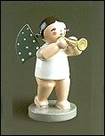 Angel With Small Trumpet – 2.5″