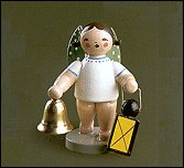 Angel With Bell – 2.5″