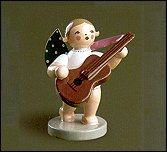Angel With Guitar – 2.5″