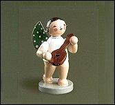Angel With Mandolin – 2.5″
