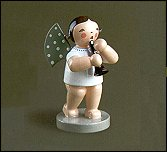 Angel With Clarinet – 2.5″