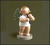 Angel With Recorder – 2.5″