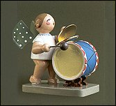 Angel With Percussion – 2.5″