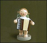Angel With Accordian – 2.5″