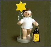 Angel With Star And Lantern – 3.0″