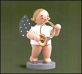 Angel With Orchestra Horn – 2.5″