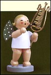 Angel With Bell Play – 3.0″