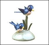 Tiny Bird On A Twig – 1.25″