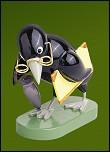 Raven With Umbrella – 2.0″