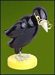 Raven, Standing – 2.0″