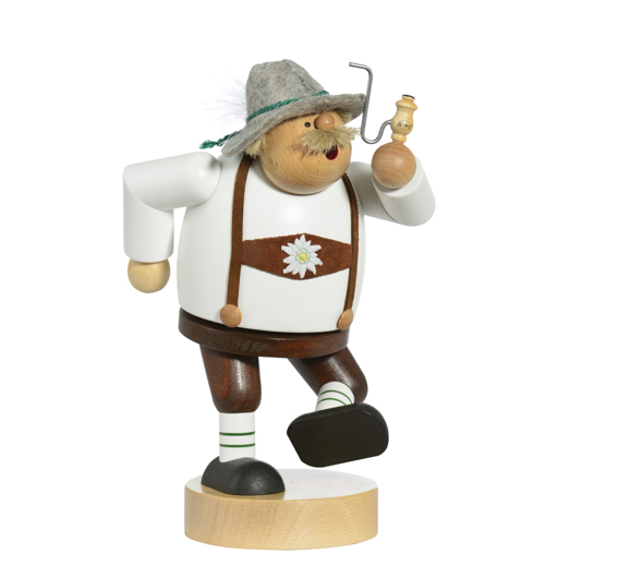 Bavarian Dancer Smoker – 7.5″
