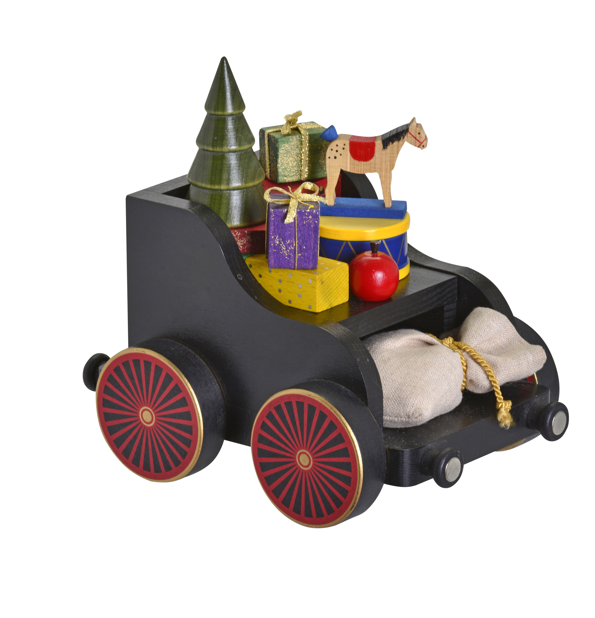 Wagon for Train, Full of Christmas Toys! – 5.1″