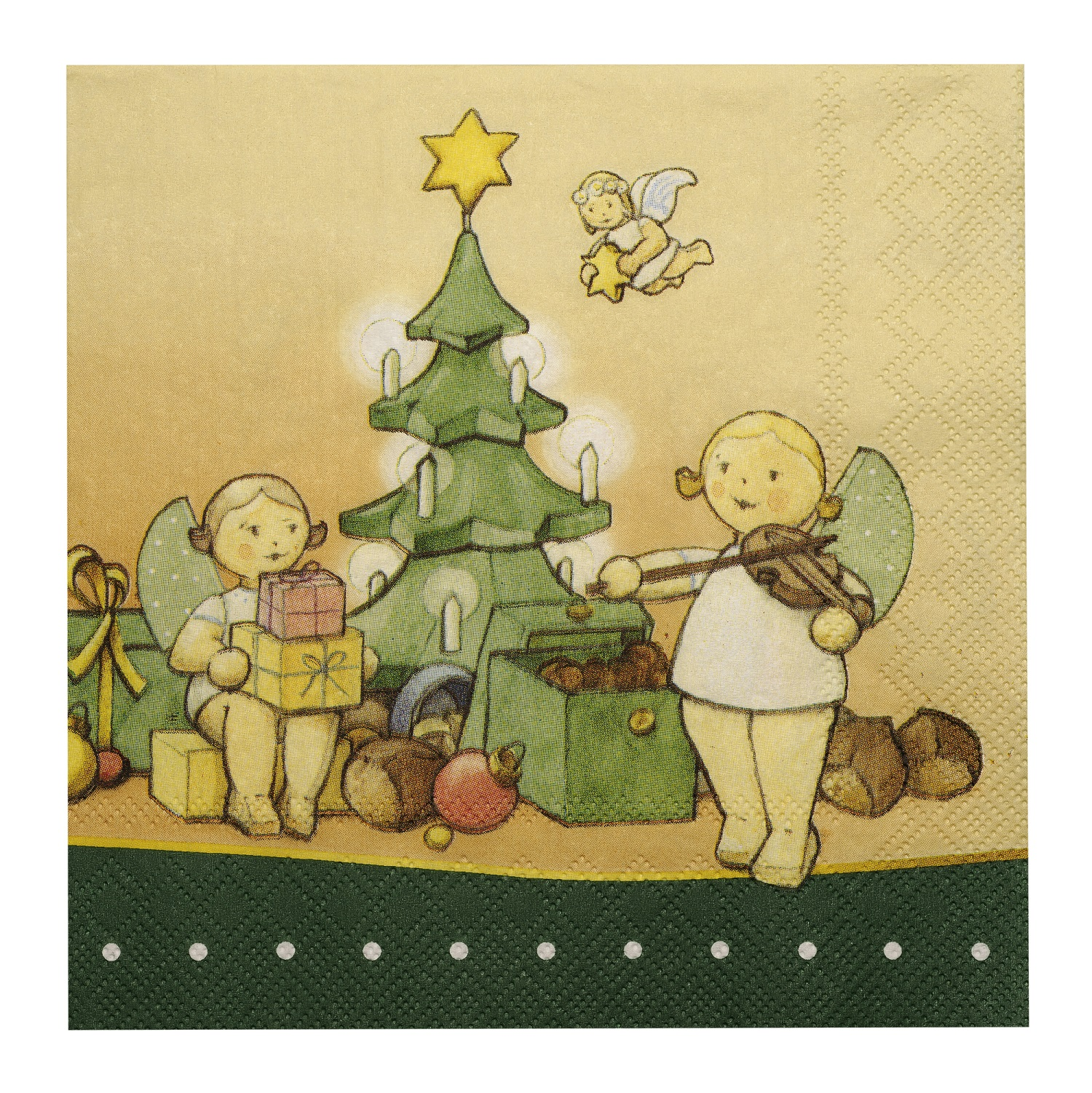 """Paper Napkins, """"The Magic of Christmas"""" – 20pc."""