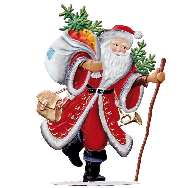 Hurry Santa! – 3 1/4 x 4 3/4″