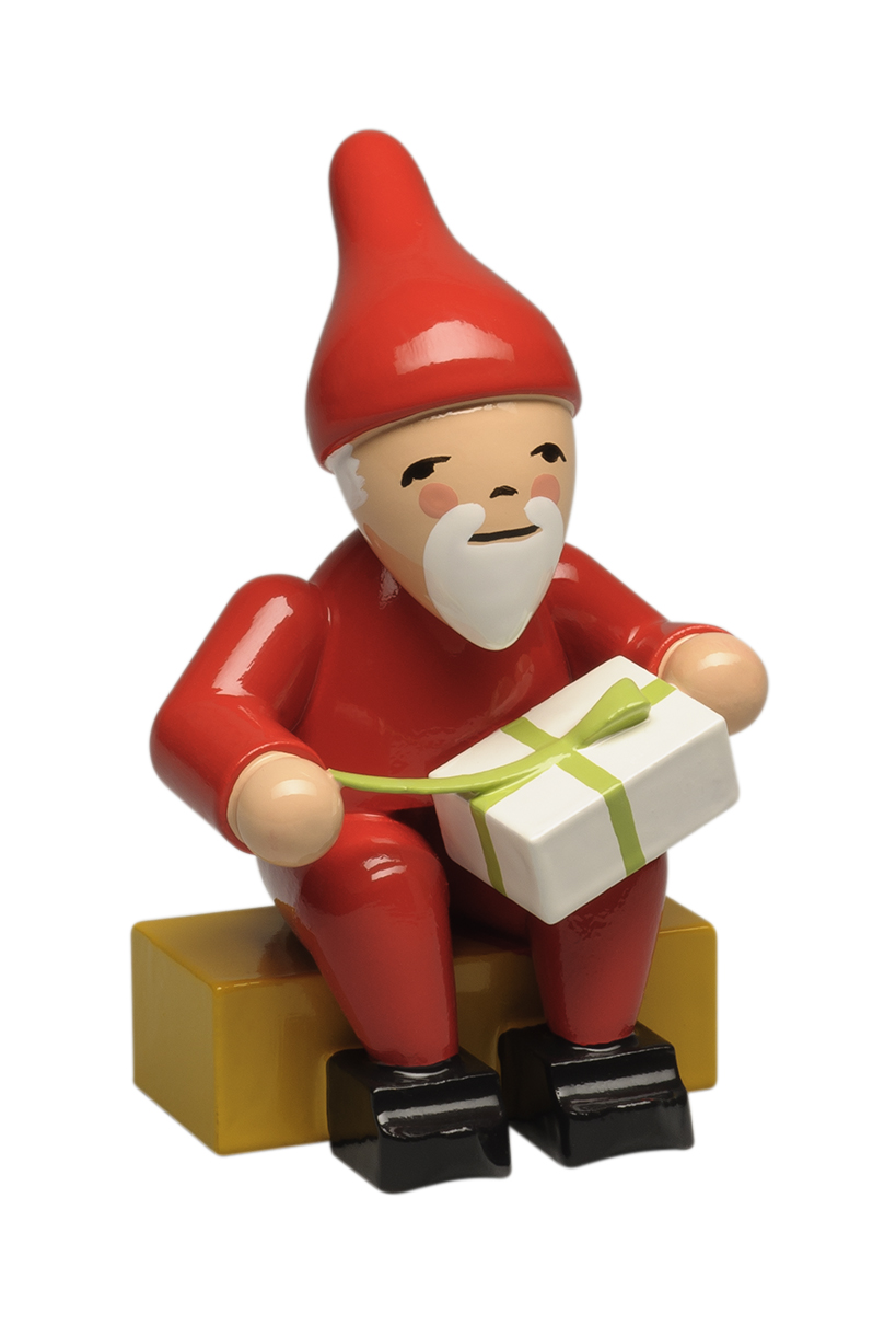 Gnome with Gifts – 2.0″