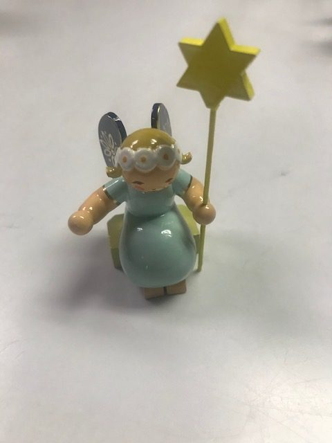 Angel with Star – 2.0″