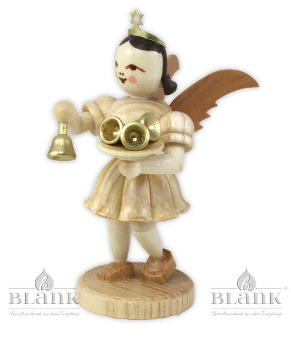 Special Pleated Skirt Angel, Ringing the Bell – 3″