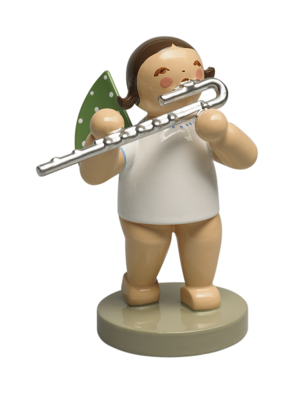 Angel with Base Flute – 2.5″